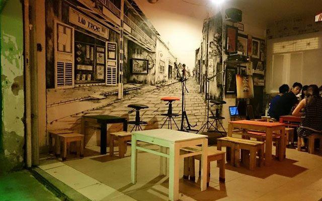 Trọc Cafe - Núi Thành