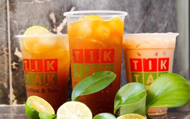TikTak - Trà Sữa & Trà Đào - Cách Mạng Tháng 8