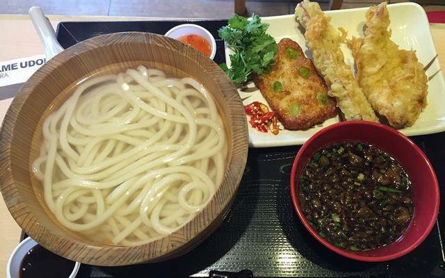 Marukame Udon - SC VivoCity