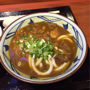mì udon curry