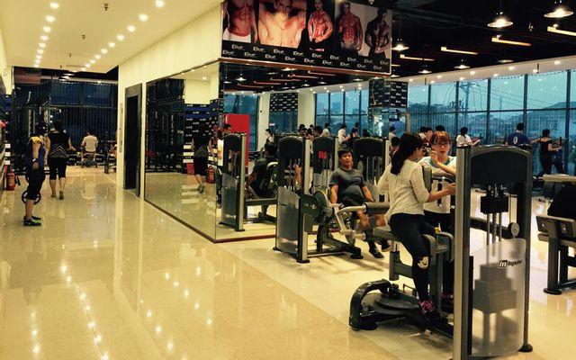 Blue Gym - Hoàng Mai