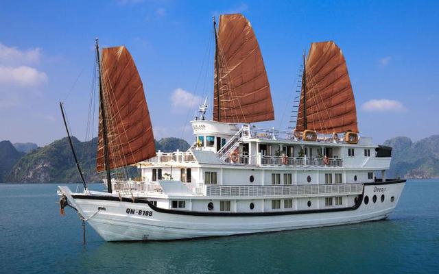 Halong Aclass Opera Cruise