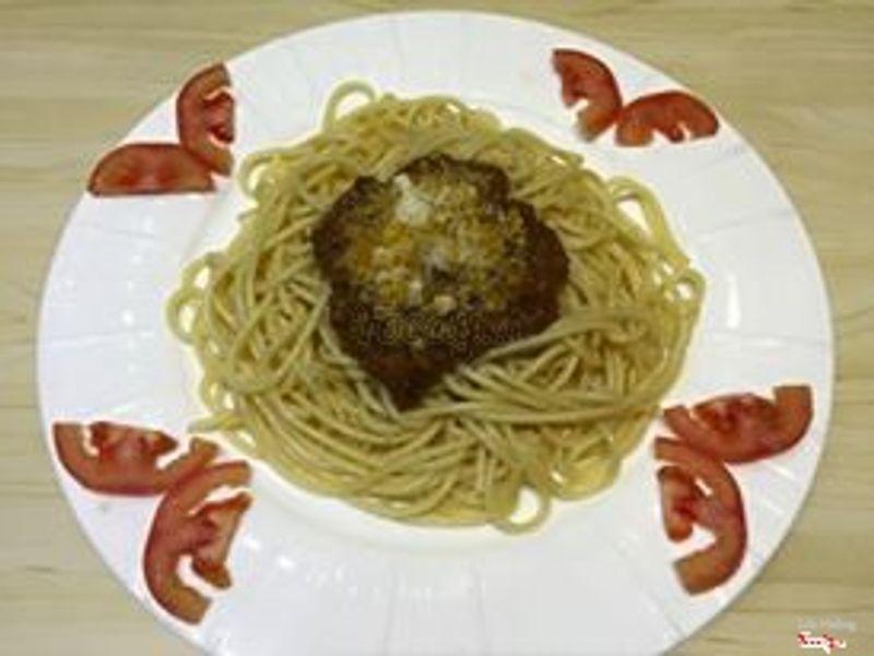 mỳ ý spagetty