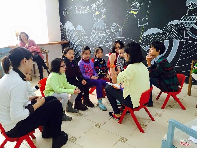 Hoạt động kể truyện cho trẻ em