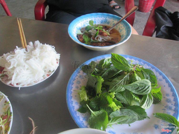 Bún Cá Sứa - Yersin ở Khánh Hoà