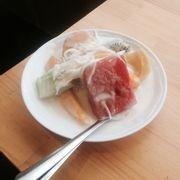 Trái cây kem