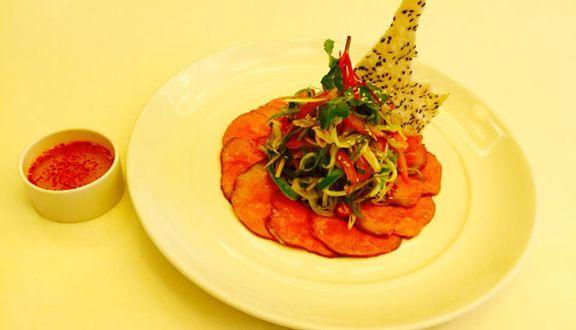 Vườn Hạnh Phúc - Restaurant & Lounge - Tôn Đức Thắng