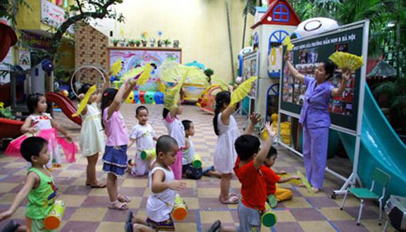 Mầm Non Minh Tâm - Trần Văn Dư