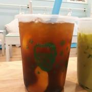 Hồng trà đào