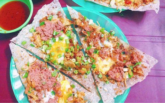 Bánh Tráng Nướng Trang