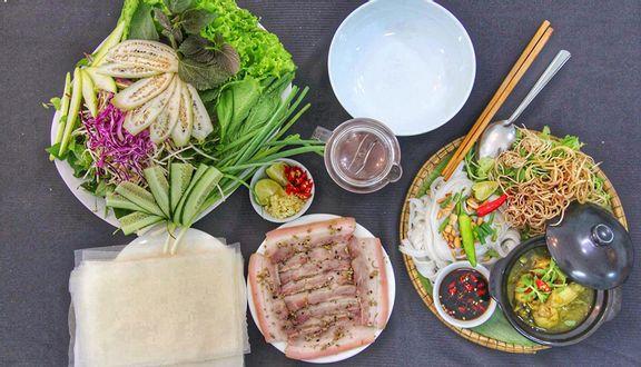 Bánh Tráng Thịt Heo Hương Đại Lộc