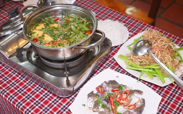 Lẩu Dê Thái Lan - Hoàng Sa