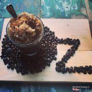 cà phê đá đặc biệt của OZ Coffee House