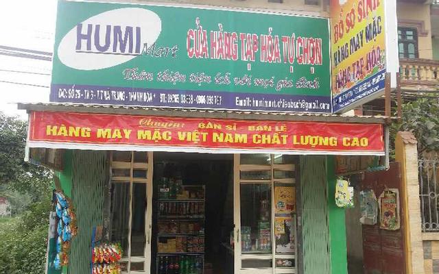 HumiMart - Thị Trấn Hà Trung