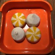 Trứng cá Nhật đặc trưng của quán