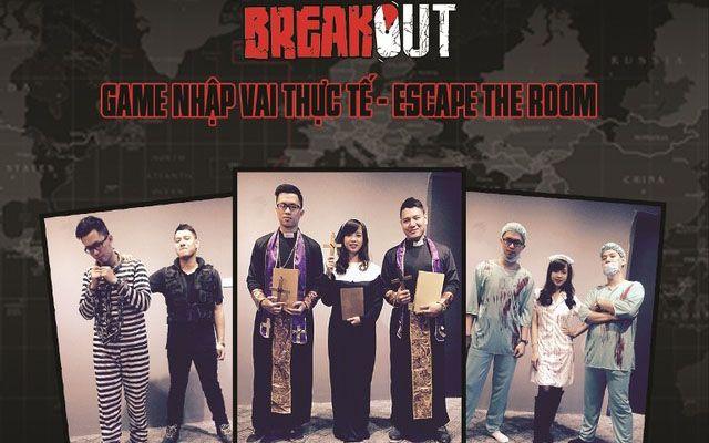 Break Out - Phá Để Khám Phá