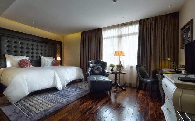 Paradise Suites Hotel - Tuần Châu