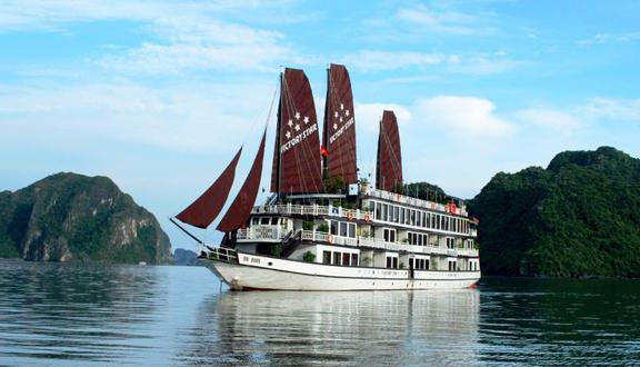 Halong Victory Star Cruise - Hòn Gai