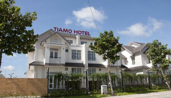 Tiamo Hotel - Đường Số 7