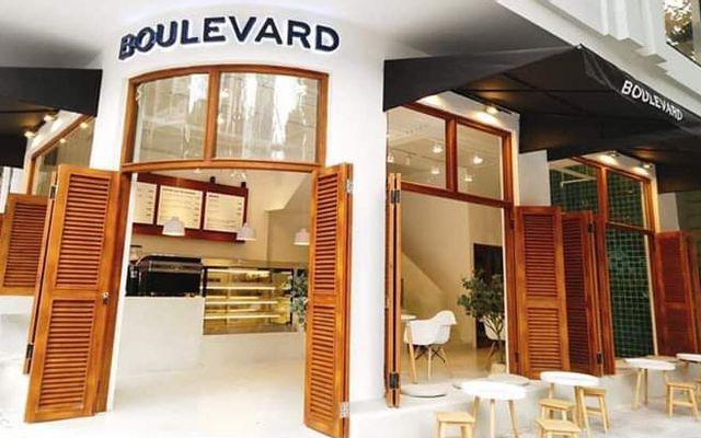 Boulevard Gelato & Coffee - Trần Quốc Toản