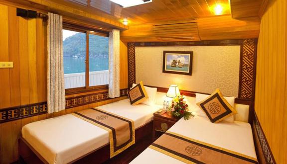 Alova Gold Cruises Halong - Bãi Cháy