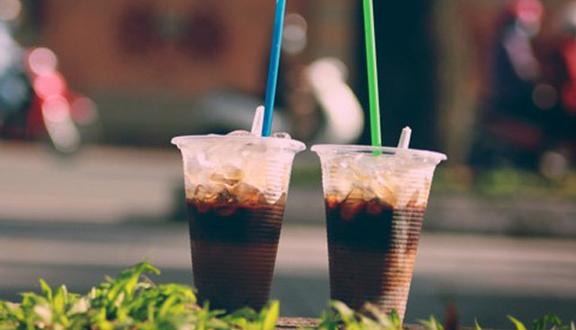 Cafe Giải Khát - Lê Bá Trinh
