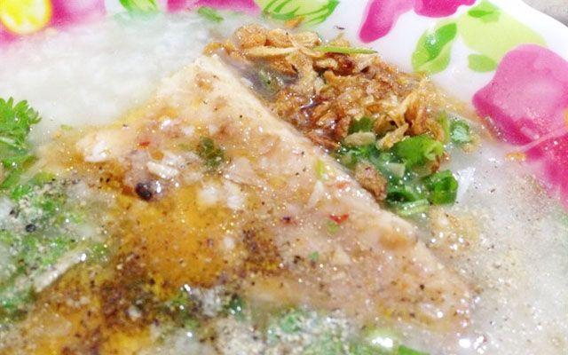 Cháo - Bánh Canh Cá - Khu Phố 3