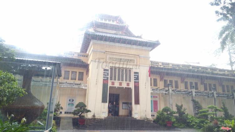 Bảo Tàng Lịch Sử Việt Nam - Nguyễn Bỉnh Khiêm ở TP. HCM