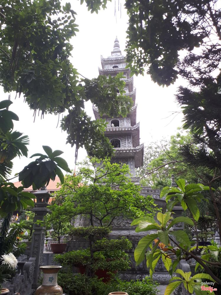 Chùa Vĩnh Nghiêm - Nam Kỳ Khởi Nghĩa ở TP. HCM