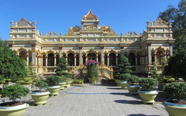 Chùa Vĩnh Tràng - Nguyễn Trung Trực