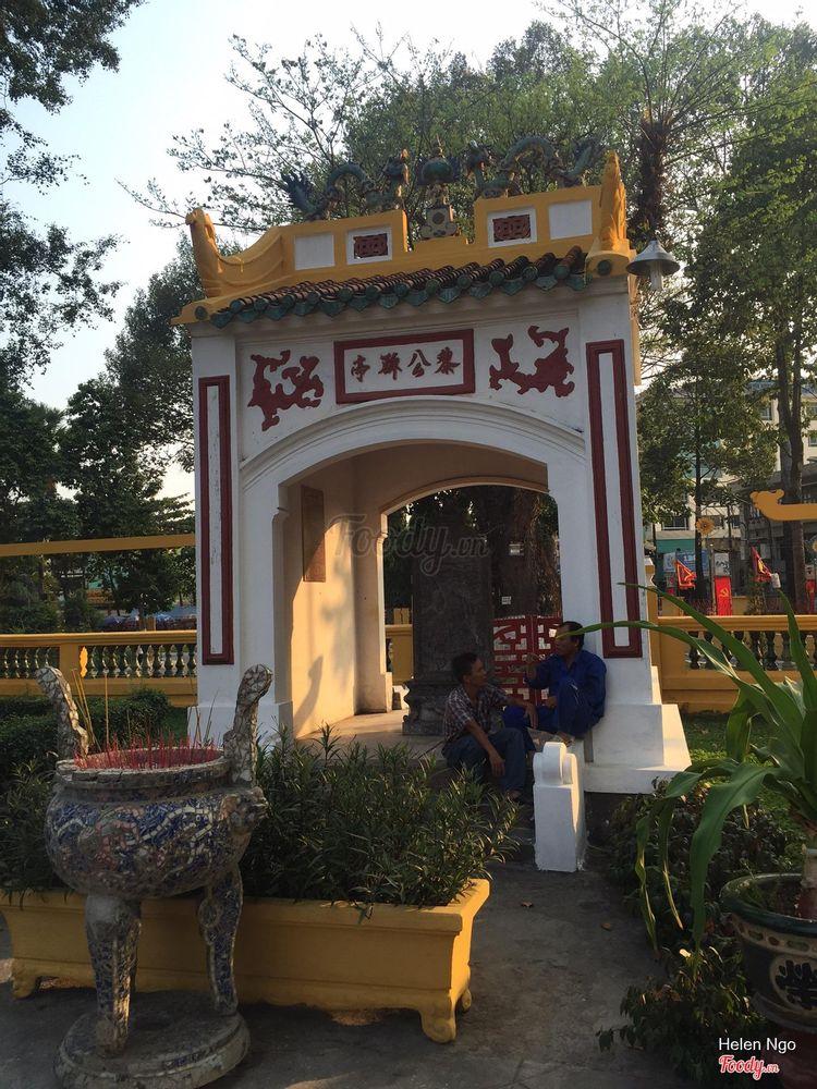 Lăng Ông Bà Chiểu - Vũ Tùng ở TP. HCM