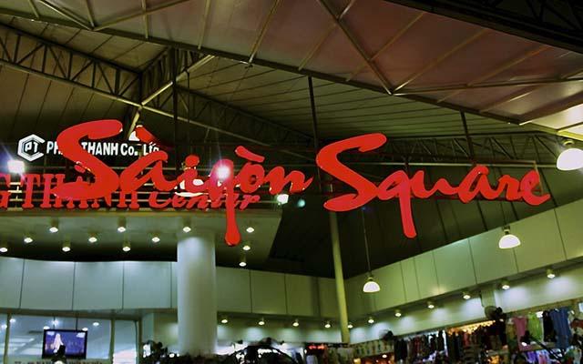 Sài Gòn Square Shopping Center