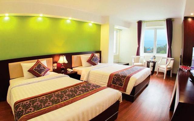 Golden Lotus Halong Hotel