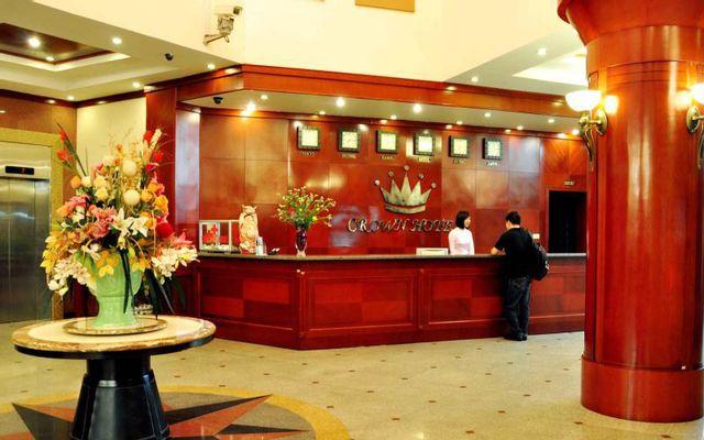 Crown Hotel - KĐT Đông Hùng Thắng