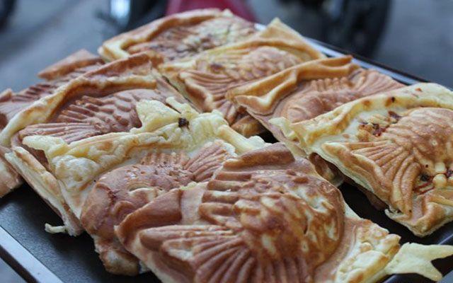 Bánh Cá, Ăn Vặt & Trà Sữa Sóc Nâu - Hoàng Diệu
