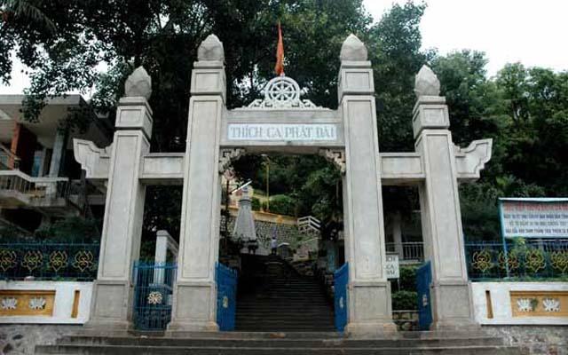 Thích Ca Phật Đài - Trần Phú