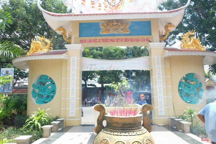 Linh Sơn Cổ Tự - Hoàng Hoa Thám ở Vũng Tàu