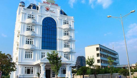 Royal Hotel Halong - Hòn Gai