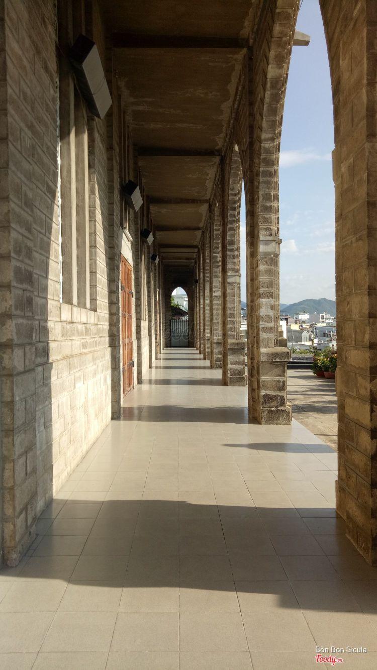 Nhà Thờ Chánh Tòa Kitô Vua - Nguyễn Trãi ở Khánh Hoà