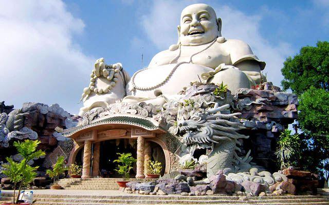Chùa Phật Lớn - Tỉnh Lộ 948
