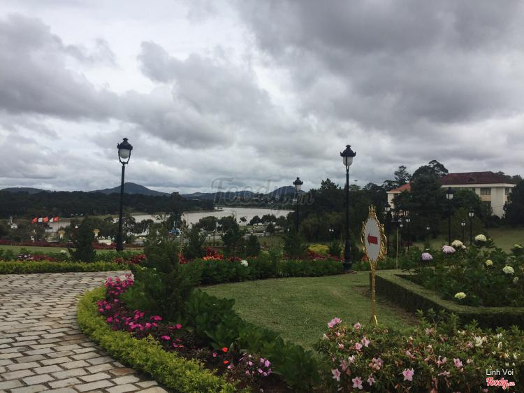 Dalat Palace Hotel - Trần Phú ở Lâm Đồng