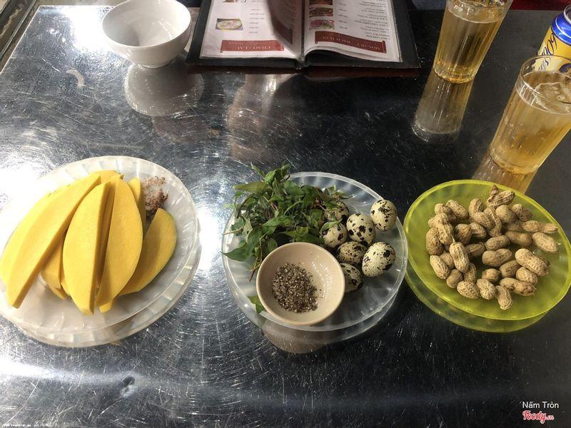 đồ ăn kèm