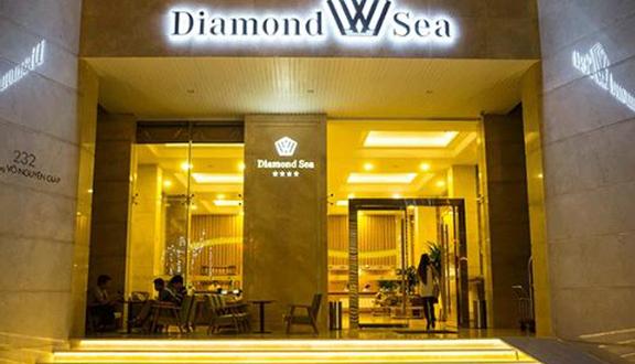Diamond Sea Hotel - 232 Võ Nguyên Giáp ở Quận Sơn Trà, Đà Nẵng ...