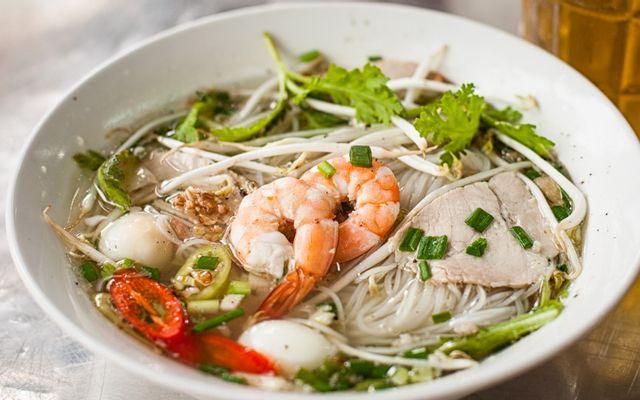 Quán 2B Lương Văn Can - Hủ Tiếu Mì, Nui & Bánh Canh