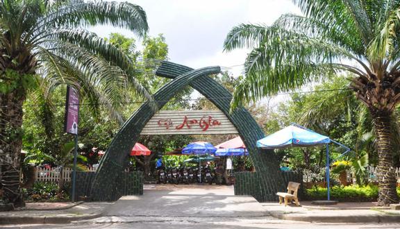 An Gia Cafe - Cồn Khương