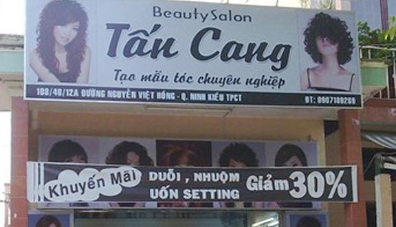 Tấn Cang Beauty Salon - Nguyễn Việt Hồng