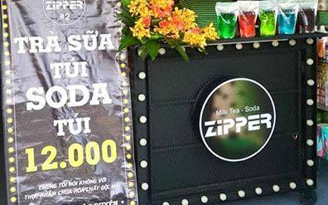 Trà Sữa Zipper - Phạm Ngũ Lão