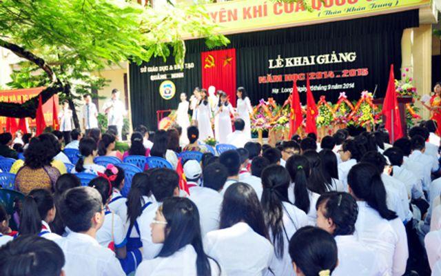 Trường THPT Hòn Gai - Hạ Long