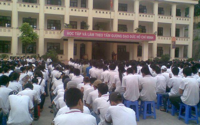 Trường THPT Ngô Quyền - Cao Thắng