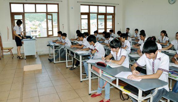 Trường THPT Lê Thánh Tông - Nguyễn Văn Cừ